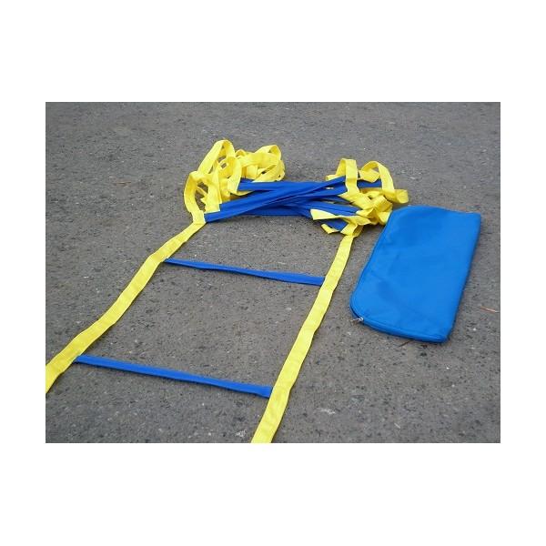 """Скоростная лестница """"Speedy Ladder 6"""" 2.4 м ФЛА"""