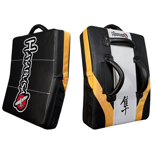 Щит HAYABUSA Pro Training  черно-желтый
