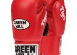 Перчатки боксерские Tiger Green Hill