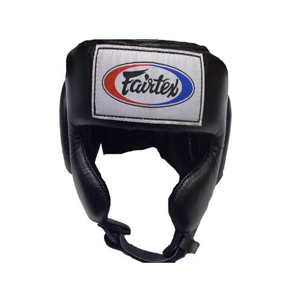 Шлем для соревнований с открытым лицом Fairtex (HG-1)