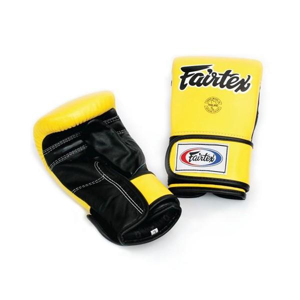 Перчатки снарядные на липучках Fairtex (TGT-7)