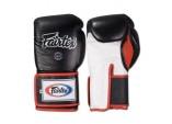Тренировочные перчатки на липучке Fairtex (BGV-5) 12-14oz