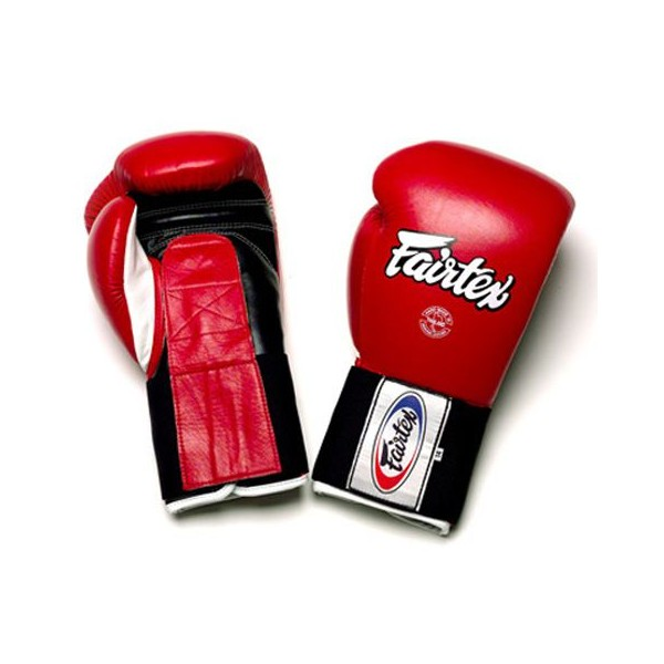 Тренировочные перчатки на липучке Fairtex (BGE-2)