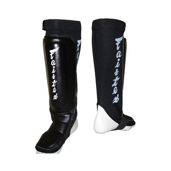 Защита на ноги с неопреновым чулком Fairtex (SP-6)