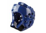 Шлем защитный Khan Extra синий тхэквондо