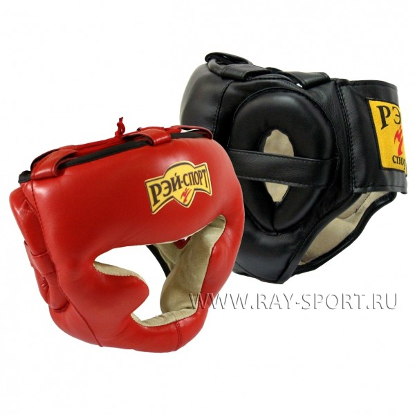 Шлем боксёрский тренировочный МЕХИКО-2.
