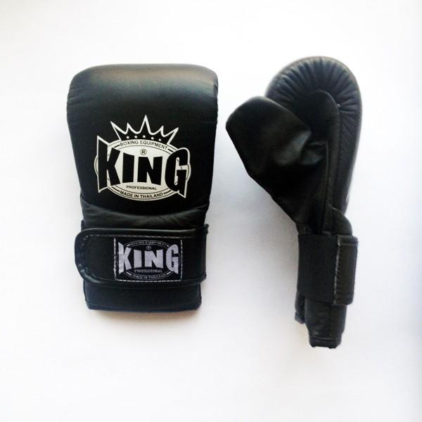 Перчатки снарядные, липучка KING