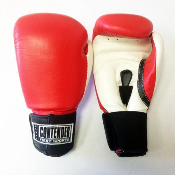 Боксерские тренировочные перчатки Contender