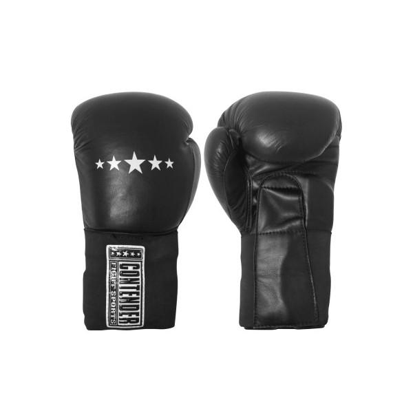 Боксерские перчатки тренировочные, липучка