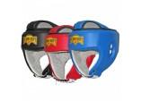 Шлем боксёрский с защитой верха БОКС-3.