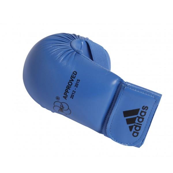 Накладки на руки для карате Bigger WKF без пальца