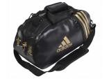 Сумка спортивная Super Sport Bag Karate S черно-золотая