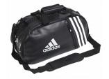 Сумка спортивная Super Sport Bag Karate S черно-белая