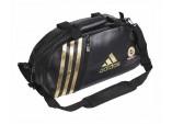 Сумка спортивная Super Sport Bag Karate WKF S черно-золотая