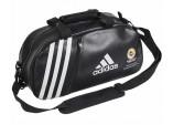 Сумка спортивная Super Sport Bag Karate WKF S черно-белая