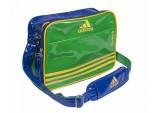 Сумка спортивная Sports Carry Bag Karate S зелено-сине-желтая