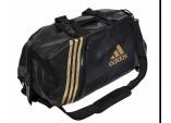 Сумка спортивная Super Sport Bag Karate L черно-золотая