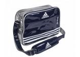 Сумка спортивная Sports Carry Bag Karate S сине-серебристо-белая