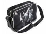 Сумка спортивная Sports Bag Karate S черно-белая