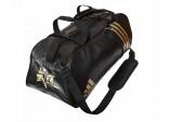 Сумка спортивная Super Sport Bag Budo M черно-золотая