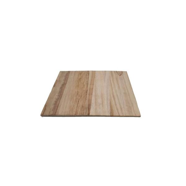 Доска для разбивания одноразовая деревянная
