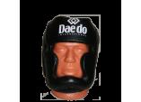Защита головы (шлем) FULL Contact кожа (кр,черн)