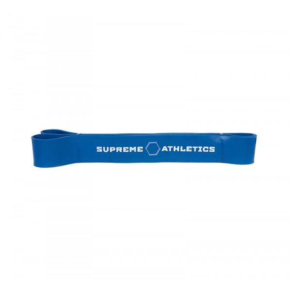 Синяя резиновая петля для турника Atletics 23-68 кг.