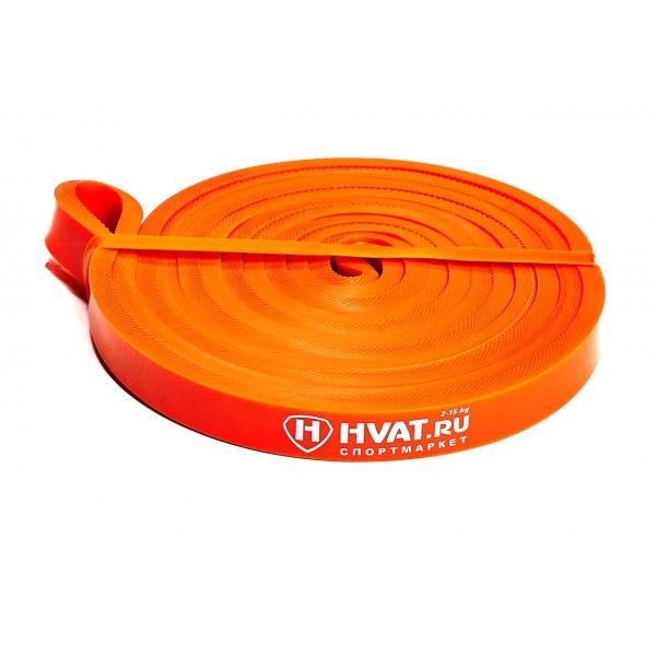Эластичная резиновая лента оранжевая (2-15кг)