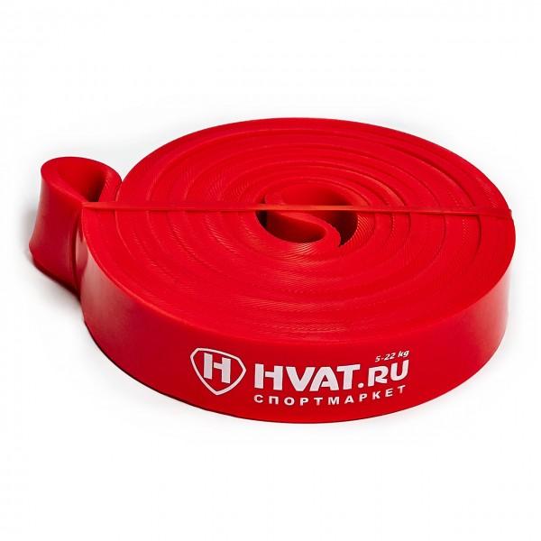 Эластичная резиновая лента красная (5-22кг)