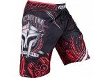 "Шорты ММА Venum ""Gladiator 3.0"" RipStop Fightshorts Black/Red"