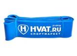 Резиновая петля для подтягивания Синяя (23-68 кг)