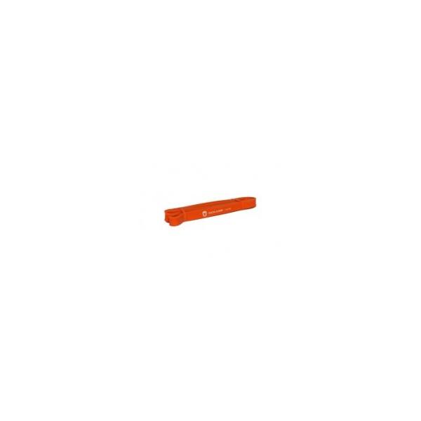 Резиновая петля для подтягивания Kickjump оранжевая(5-22 кг)