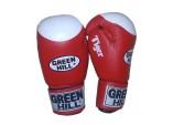 Перчатки боксерские BGT 2011a Tiger Green Hill AIB