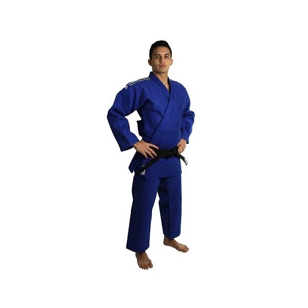 Кимоно для дзюдо Champion 2 IJF Slim Fit синее J-IJFSB