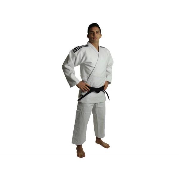 Кимоно для дзюдо Champion 2 IJF Slim Fit белое J-IJFS