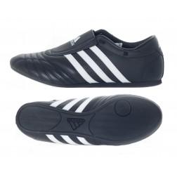 Степки Adidas SM-2 черно-белые (кожа)