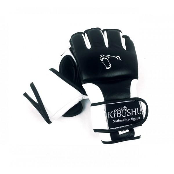 Перчатки ММА (боевые) MMA Gloves-Combat черный