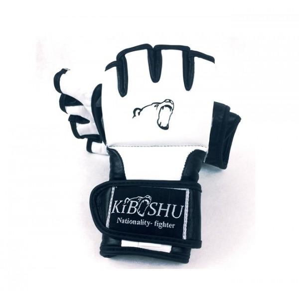 Перчатки ММА (боевые) MMA Gloves-Combat белый