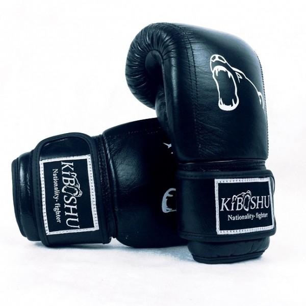 Снарядные перчатки Kiboshu BLACK