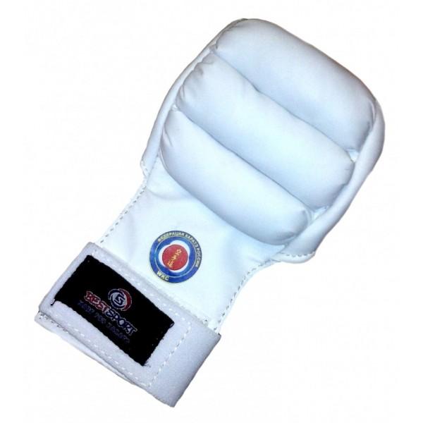 Накладки на руки WKC Approved, BS-з25, белые