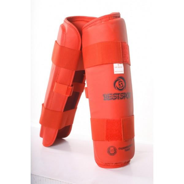 Защита голени для каратэ WKF, BS-з41