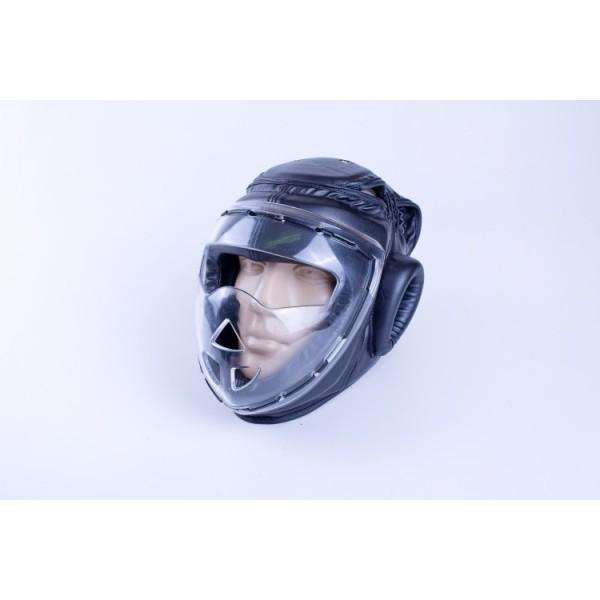 Шлем-маска с пластик. защитой лица для конт. боев, BS-кбш1