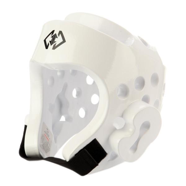 Шлем защитный Extra Khan WT белый