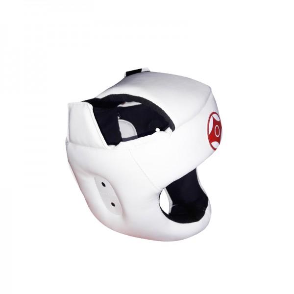Шлем для карате с защитой верха головы