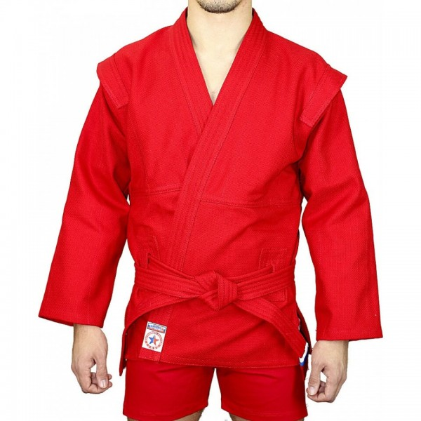 Куртка самбо Крепыш-Я «Атака»