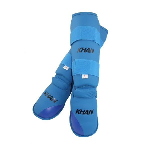 Защита голени и стопы для карате WKF STYLE KHAN