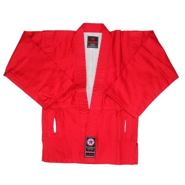 Куртка самбо Khan юниор лицензия ВФС