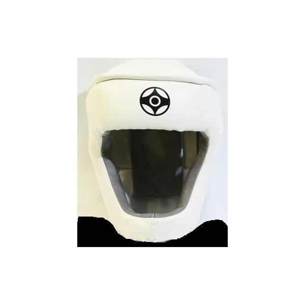 Шлем для карате БАМПЕР Киокусинкай (киокусинкан)