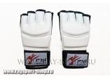 Перчатки Канку для карате киокушинкай кожа REY SPORT