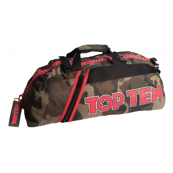 "Сумка-рюкзак Top Ten sportsbag 55"""